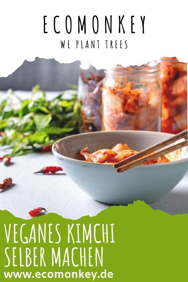 kimchi selber machen vegan