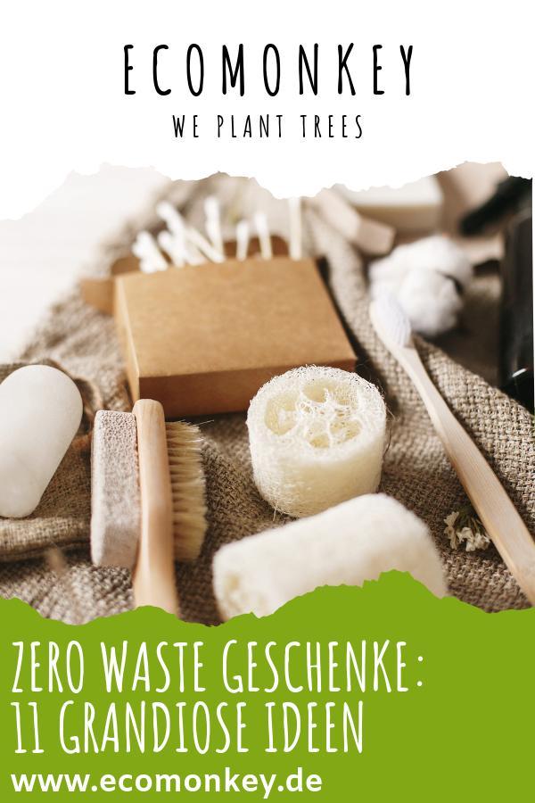 zero waste geschenke_ 11 grandiose ideen