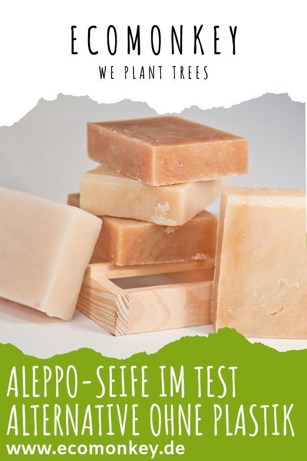 Aleppo Seife im Test - ecomonkey