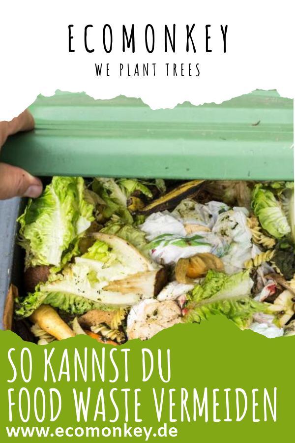 so kannst du food waste vermeiden - ECOMONKEY