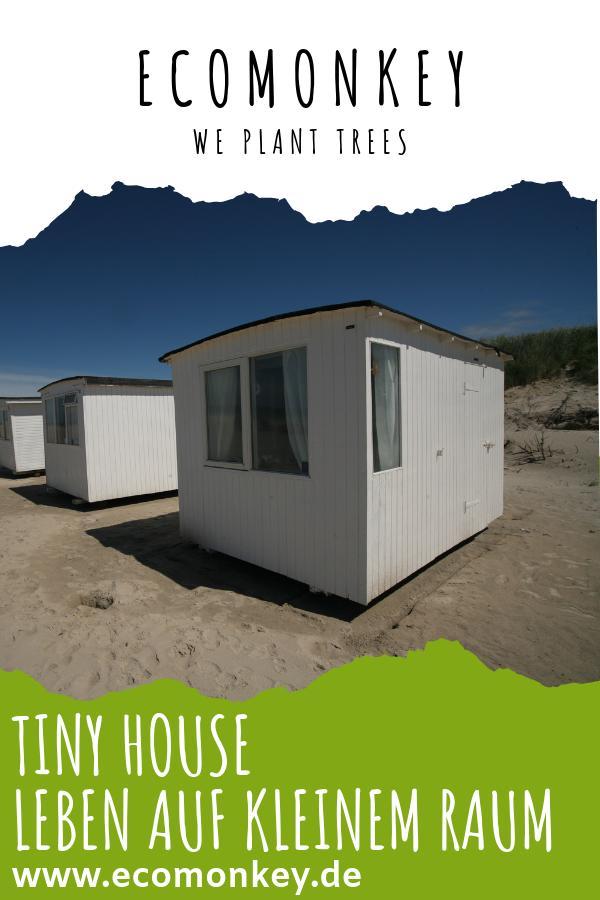 tiny house leben auf kleinem raum - ecomonkey