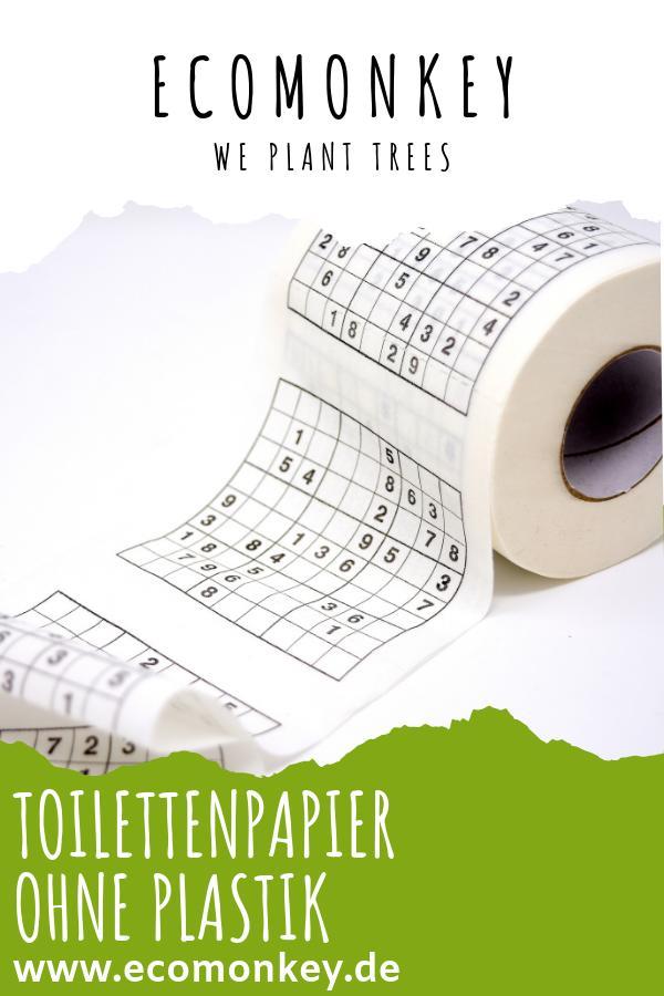 toilettenpapier ohne plastik - ECOMONKEY