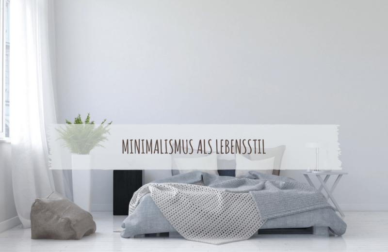 Minimalismus lebensstil jetzt minimalistisch leben mit for Leben als minimalist