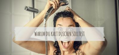 kalt duschen gesund