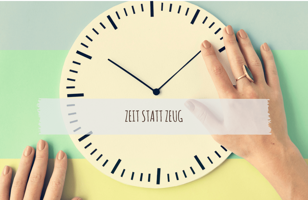 Zeit statt Zeug: 11 Ideen für das perfekte Geschenk