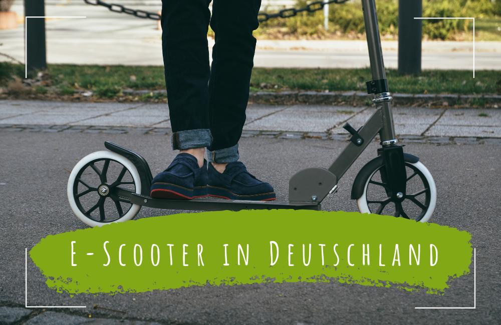 e scooter in deutschland nutzung anbieter tipps ecomonkey. Black Bedroom Furniture Sets. Home Design Ideas