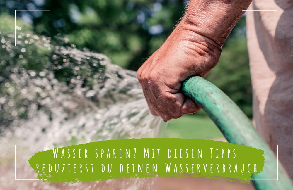 Wie kann man Wasser sparen Mit diesen Tipps reduzierst du deinen Wasserverbrauch