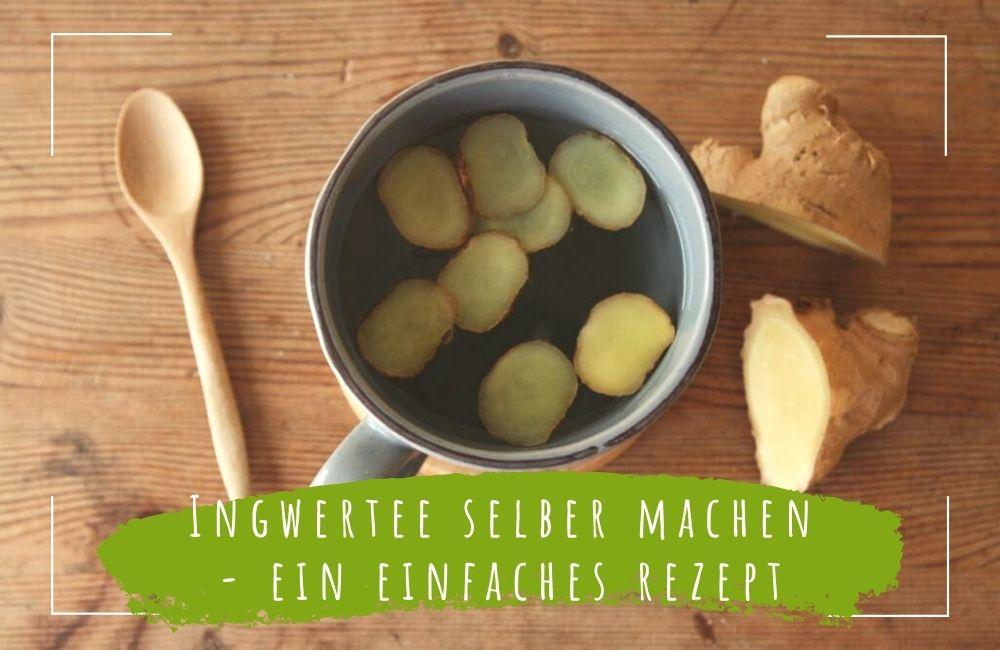 Ingwertee selber machen ein einfaches rezept für daheim