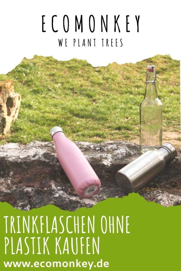 trinkflaschen ohne plastik kaufen pinterest